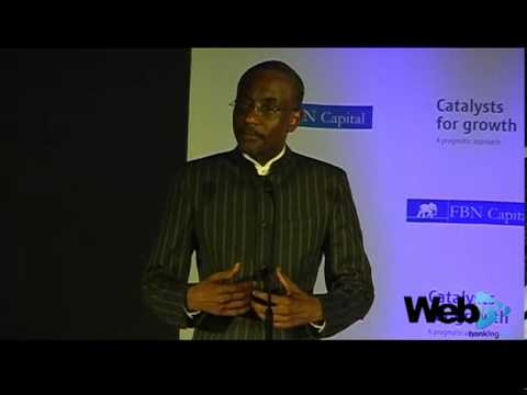 Making the best use of Technology in Banking Services   Sanusi Lamido Sanusi