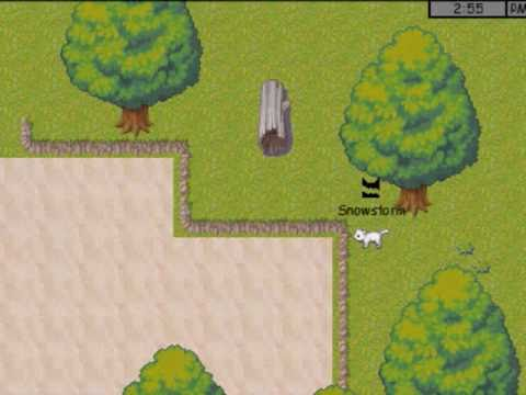 Warriors Cats The Game Online