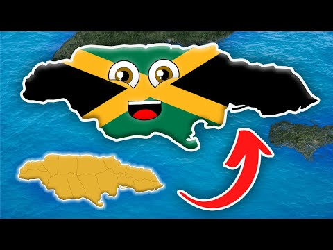 Jamaica Geography/Jamaica Island/Jamaica Country thumbnail