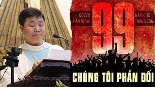 Linh mục Nguyễn Nam Phong và bài giảng ngay tại Hà Nội về thuê đất 99 năm