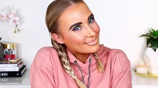How To Wear Makeup To Impress Boys! | Lauren Curtis