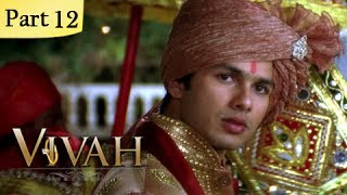 Download Vivah (HD) - 12/14 - Superhit Bollywood Blockbuster Romantic Hindi Movie - Shahid Kapoor, Amrita Rao 3Gp Mp4