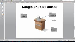How Folders REALLY work in Google Drive