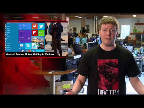 Microsoft Patches 19-Year-Old Windows Bug - IGN News