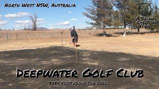 Deepwater Golf Club, Australia - Sand Green Golf Course Vlog