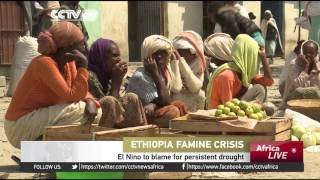 Ethiopia famine crisis: European Union is pledging nearly $140 million in aid