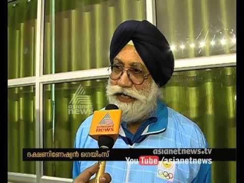 Indian Boxing team Captian Gurbaksh Singh Sandhu Response on Asianet news