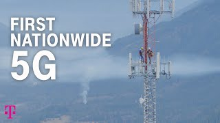 The First Nationwide 5G Wireless Network | T-Mobile