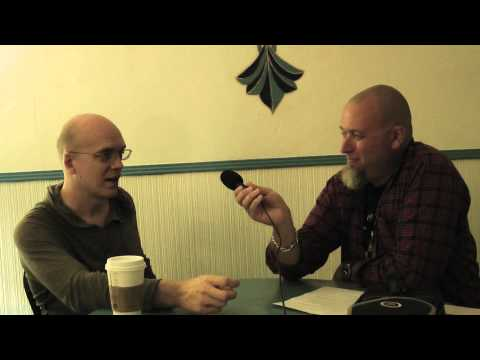 Devin Townsend Interview September 07 2012 San Francisco, CA