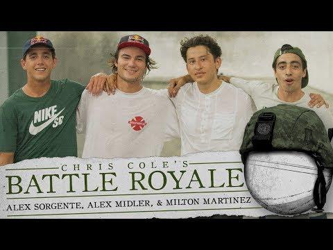 Alex Sorgente, Milton Martinez, & Alex Midler - Battle Royale