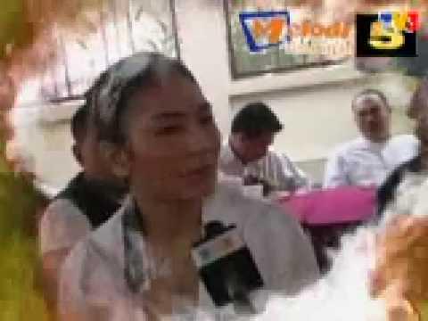 Fasha Sandha Di Boikot Wartawan (Melodi)