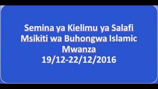 Misingi Sita - Abu Ahmad Muhammad Mafuta
