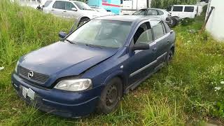 Car For Parts - Opel ASTRA 2001 1.7L 55kW Diesel