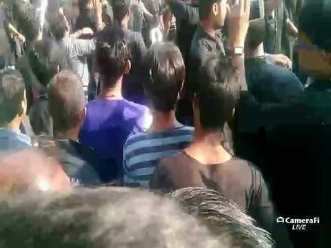 Azadari Channel's LIVE Nauha | Meesam Gopalpuri