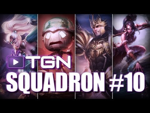 "► TGN Squadron - (S3, Ep. 10) - ""TP Their House"""