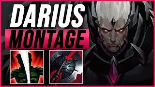 Darius Montage 7 - Best Darius plays season 8 - League of Legends