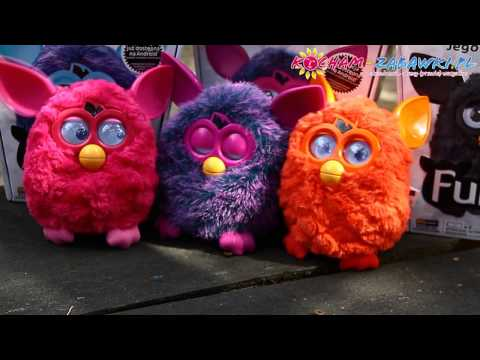 Pytania i Odpowiedzi - Instrukcja Furby - Interactive Electronic Mascot / Interaktywna maskotka