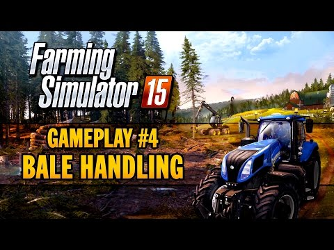 Farming Simulator 15 – Gameplay Teaser 4