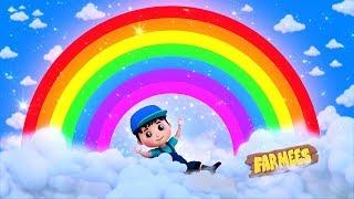 The Rainbow Song | Videos For Toddlers | Kindergarten Nursery Rhymes