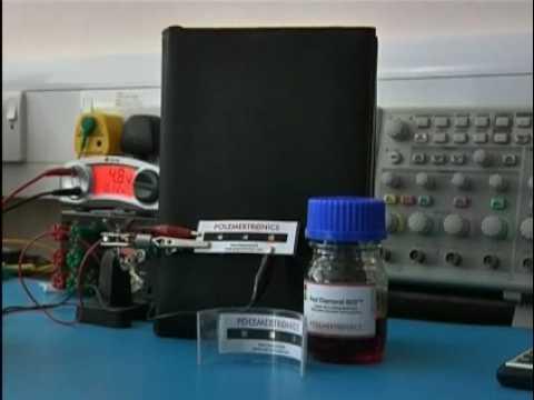 LED bandage to treat skin cancer NCTV7 Video Reuters