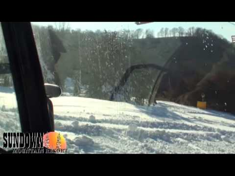 Grooming the Snow - Sundown Mountain Resort - Dubuque, IA
