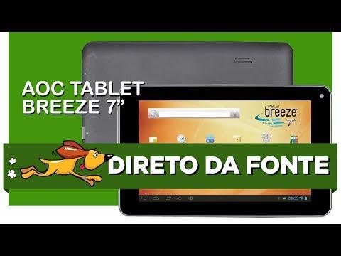 Tablet AOC Breeze 7