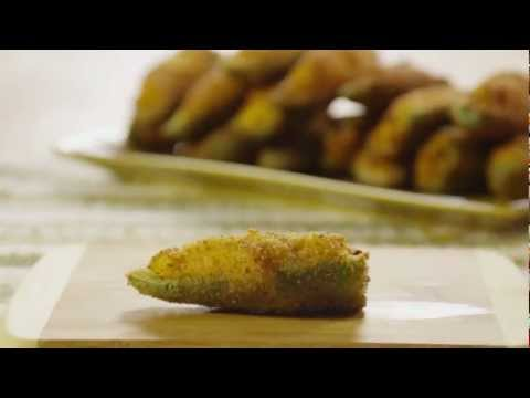 How to Make Jalapeño Poppers