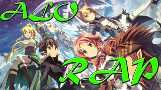 ALO (Sword Art Online) RAP | CarRaxX