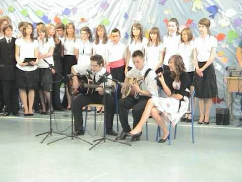 Lengyel iskolások játszani Rancid