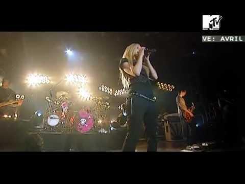 Avril Lavigne - Live In France (Elysée Montmartre), Paris Concert 2007