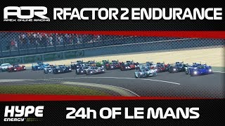 rFactor 2 - 24 Hours of Le Mans - Part 1