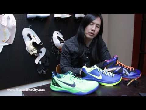 KixandtheCity.com: Leo Chang Breaks Down the Nike Basketball Elite Collection