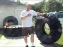 Strongman Training for Athletes - Correct Tire Flipping Tech Image 1