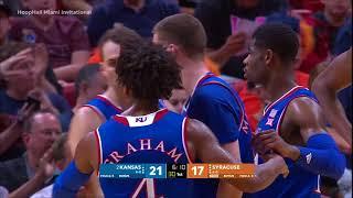 Highlights   Syracuse vs. Kansas