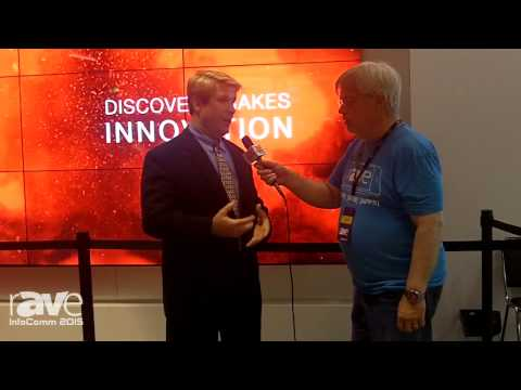 InfoComm 2015: Joel Rollins Talks Video Walls With Dan Smith, Sr. Director of Sales for LG Signage