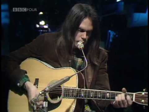 Neil Young - Old Man Live