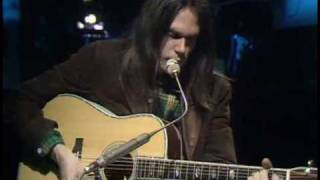 Watch Neil Young Old Man video