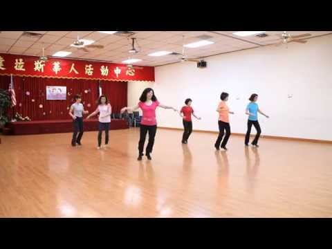 Bo$$ - Line Dance (dance & Teach) video