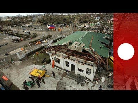 Haiyan, muerte y devastación masiva en Filipinas