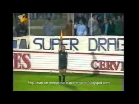 O maior roubo da história do futebol | FC Porto - Benfica 1994/95
