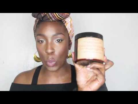 NATURAL HAIR PRODUCT REVIEW: I LOVE MY FRO'S ORANGE VANILLA SHEA BUTTER WHIP