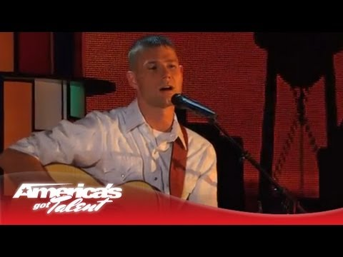 Jimmy Rose - Cover Of if Tomorrow Never Comes By Garth Brooks - America's Got Talent 2013 video