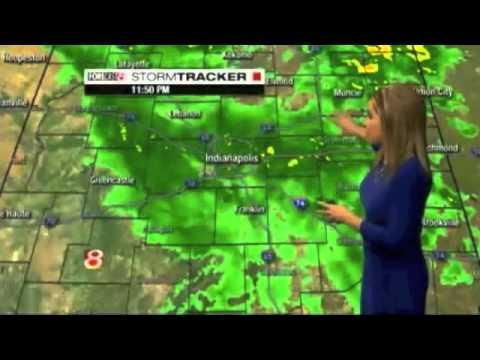 Pamela Gardner's Last Day At WISH TV - YouTube