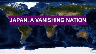 Japan, a Vanishing Nation • Explained With Maps
