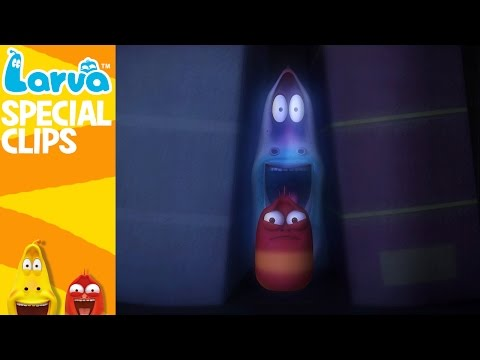 [Official] Thriller - Fun Clips from Animation LARVA