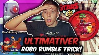 BESTE ROBO RUMBLE BRAWLER! | TIPPS UND TRICKS FÜR NEUEN MODUS! | Brawl Stars Deutsch