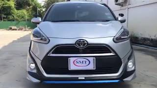 2019 TOYOTA SIENTA Silver Edition | Car Shoping_Car Show