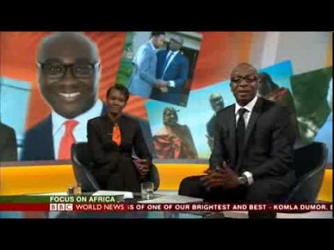 Komla Dumor - Focus on Africa Tribute - BBC World News