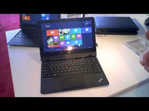 CES 2013: Lenovo shows off new Yoga, tablets, laptops, and more