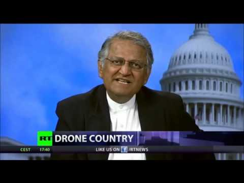 illegal US drone attacks?